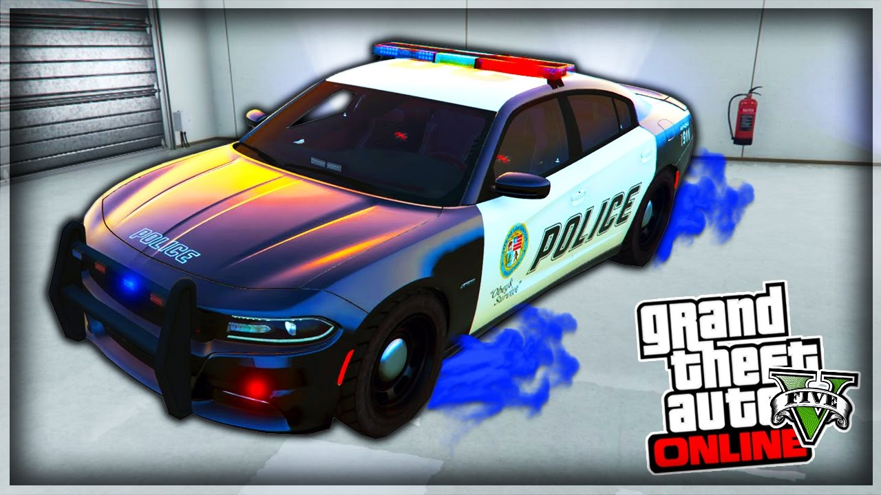 Avoir la space docker voiture de police dans son garage for Voiture garage gta 5