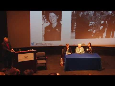 Leading Military Women: Commanders and Trailblazers AVC Conference 2014