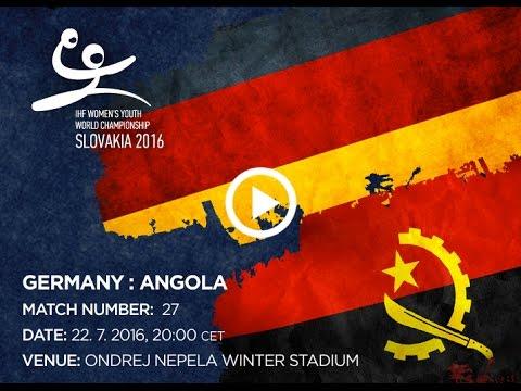 GERMANY : ANGOLA