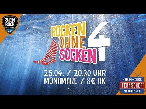 RockenOhneSocken #4 - Trailer // 25.04.15 // Monamare Monheim