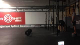 Martin Herbinger Czech Beast Sport 1. Workout