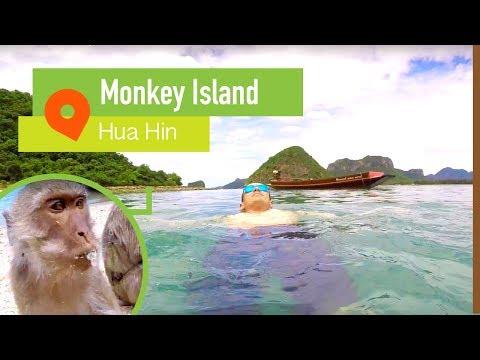 Hua Hin - Monkey Island (Siam Pearl Cruises)