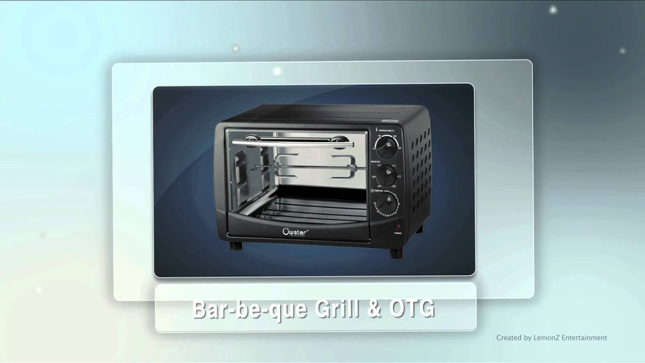 owstar home and kitchen appliances youtube