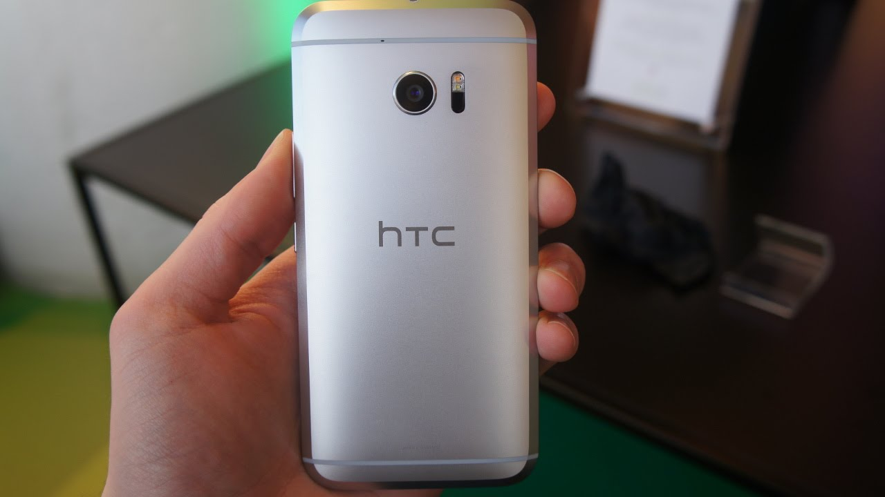 HTC 10 Hands-on and First impressions