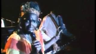 Rita Marley - One Draw - Reggae Sunsplash Montego Bay Jamaica 1983