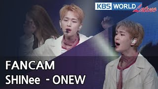 [FOCUSED] SHINee's ONEW - Fake Love [Music Bank / 2018.06.08]