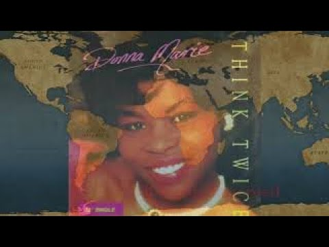 Donna Marie - Think Twice (Official Version)