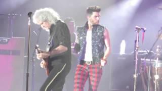 Queen & Adam Lambert, Stuttgart - Crazy Little Thing Called Love