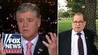 Hannity calls out Jerry Nadler's claim that violence in Portland is a 'myth'