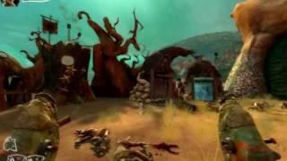 Zeno Clash Developer video (gameplay mechanics)