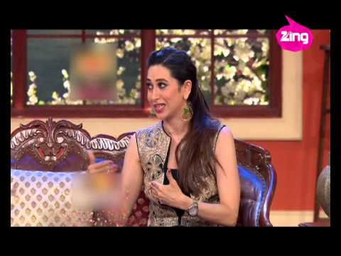 Karisma Kapoor in support of cousin Armaan Kapoor