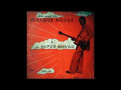 Mangue Konde | Album: Ikélé Taté | Afrobeat Afro-Funk | Burkina Faso | 1978