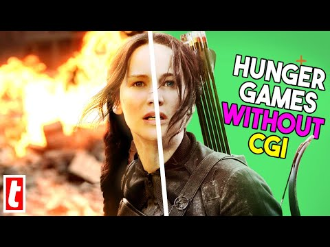 What Hunger Games Looks Like With CGI