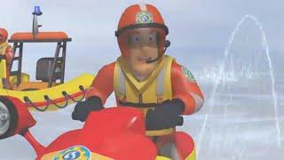 Пожарный Сэм на русском 🌟гонки на воде! 🌟Пожарный на помощь 🔥мультфильм
