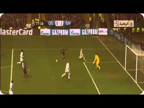 Celtic vs juventus (0-3) Goals and highlights 12-02-2013 (HD)