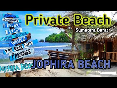 Private Beach SumBar | Jophira Beach, Muara Dua |  #experien