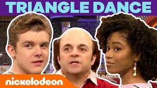 Triangle Dance Challenge: Henry Danger Cast Edition 🔺 | Nick