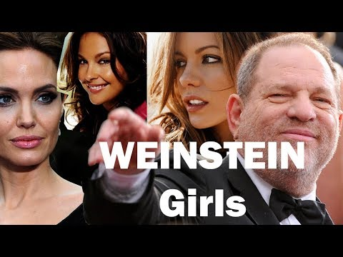 Harvey Weinstein - All Abused Actresses in Hollywood and their Stories