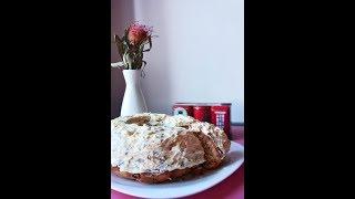 Вкусный сливочный крем. Крем с орехами. Крем на торт. Простой рецепт