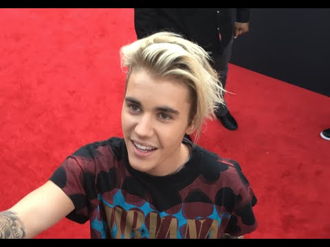 American Music Awards Red Carpet 2015