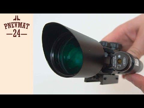 Оптический прицел BushellKandar 3-10x42 CE с ЛЦУ (BH-BH314C)