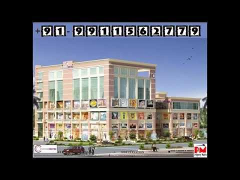 456 sqft Shop/Office || Ozone Center,Sec 12, Faridabad @Rs 43.23