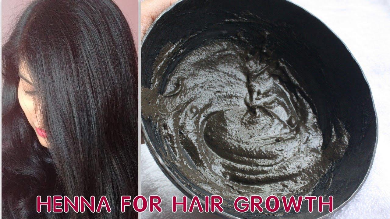 mix henna hair growth