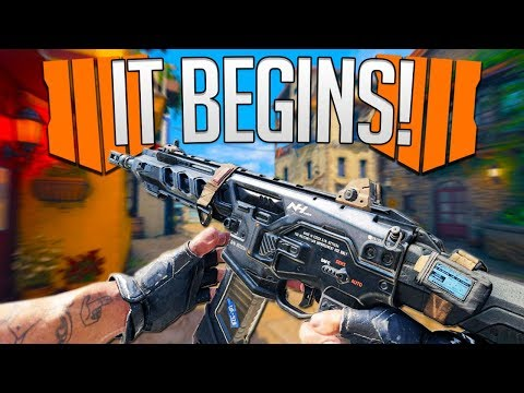 It Begins... - iTemp's Black Ops 4 Road to Commander Season 1 Episode 1!