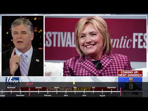 Hannity's Hillary Clinton obsession