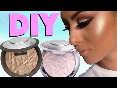 DIY Highlighter (using things you have at home!)