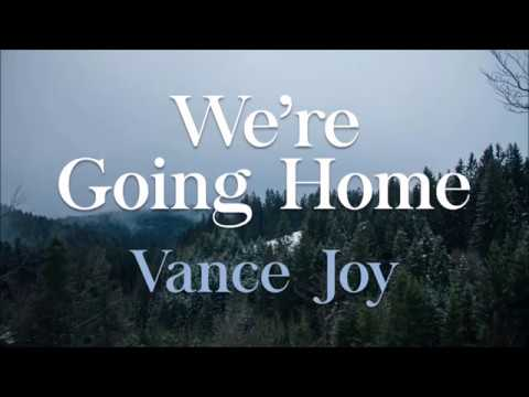 Vance Joy - We're Going Home (Lyrics)