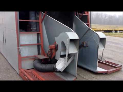 BEI Model KSS Sway Blueberry Harvester | For Sale | Online Auction