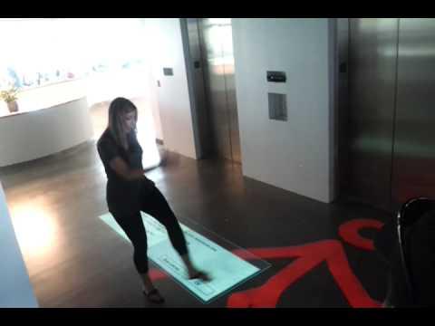 Ashley brings da funk @voxeo