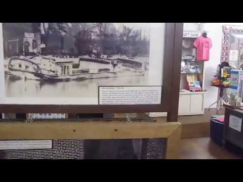 Welcome to the Delphos, Ohio Miami and Erie Canal Commission Museum. Part 1