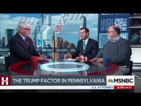 03/17/18 - Hugh Hewitt Show on MSNBC - 1