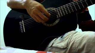 Tân Dòng Sông Ly Biệt - guitar cover