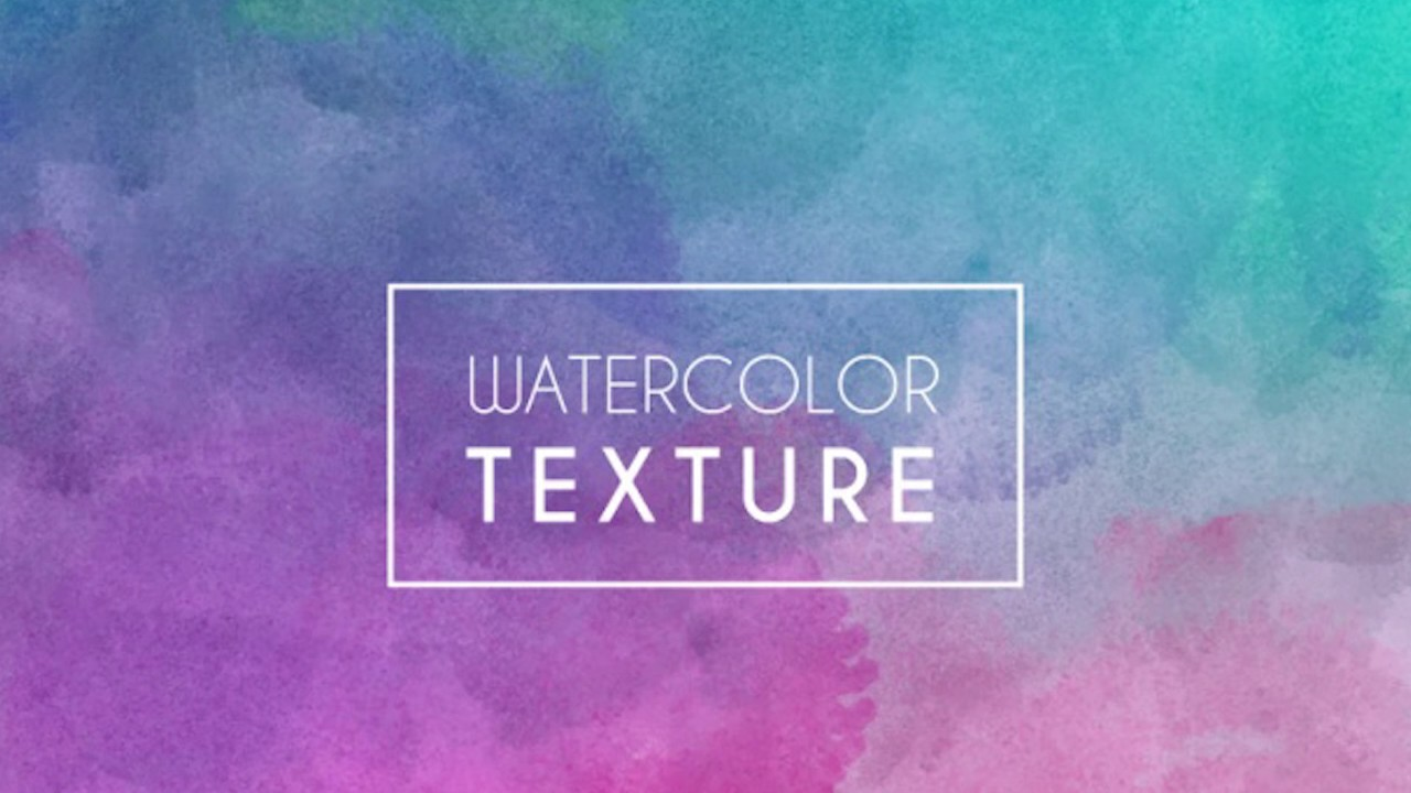 Watercolor Background In Abstract Style Free Photoshop