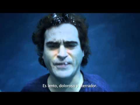 Joaquin Phoenix se está ahogando