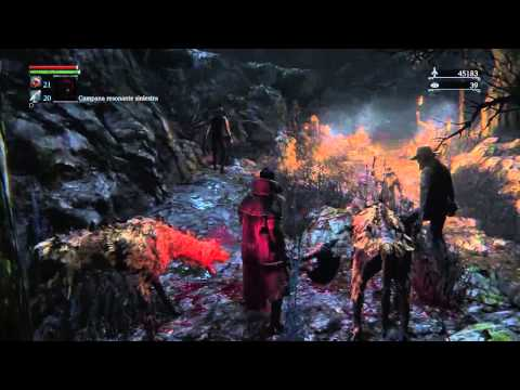 Gameplay Bloodborne Online: Invasiones [Action role-playing Game]