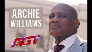 What AGT didn't tell you about Archie Williams | America's Got Talent 2020