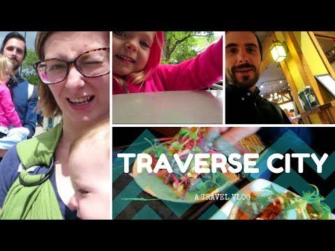 Traverse City: Travel Vlog Day 1