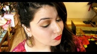Get Ready With Me - Indian Wedding Look Thumbnail