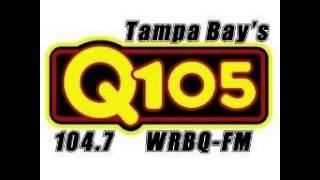 104.7 WRBQ-FM Tampa, FL (Classic Hits) 10pm TOTH (2/13/14)