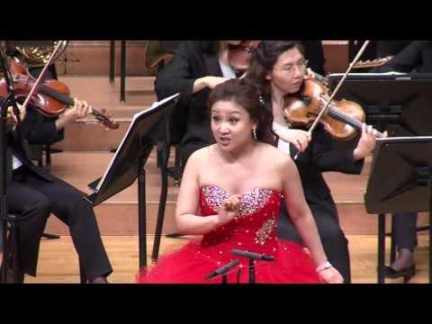 Kathleen Kim - 'Una voce poco fa' from Il Barbiere di Siviglia by Rossini