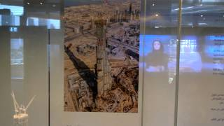Этапы строительства Бурдж-Халифы.(Макеты строительства Бурдж-Халифы., 2014-11-06T18:26:36.000Z)