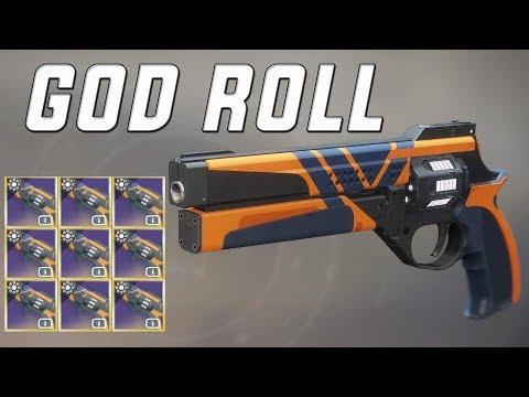 Destiny 2: GOD ROLL SERVICE REVOLVER - JOKERS WILD