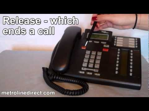 Nortel Networks T7316E Telephone