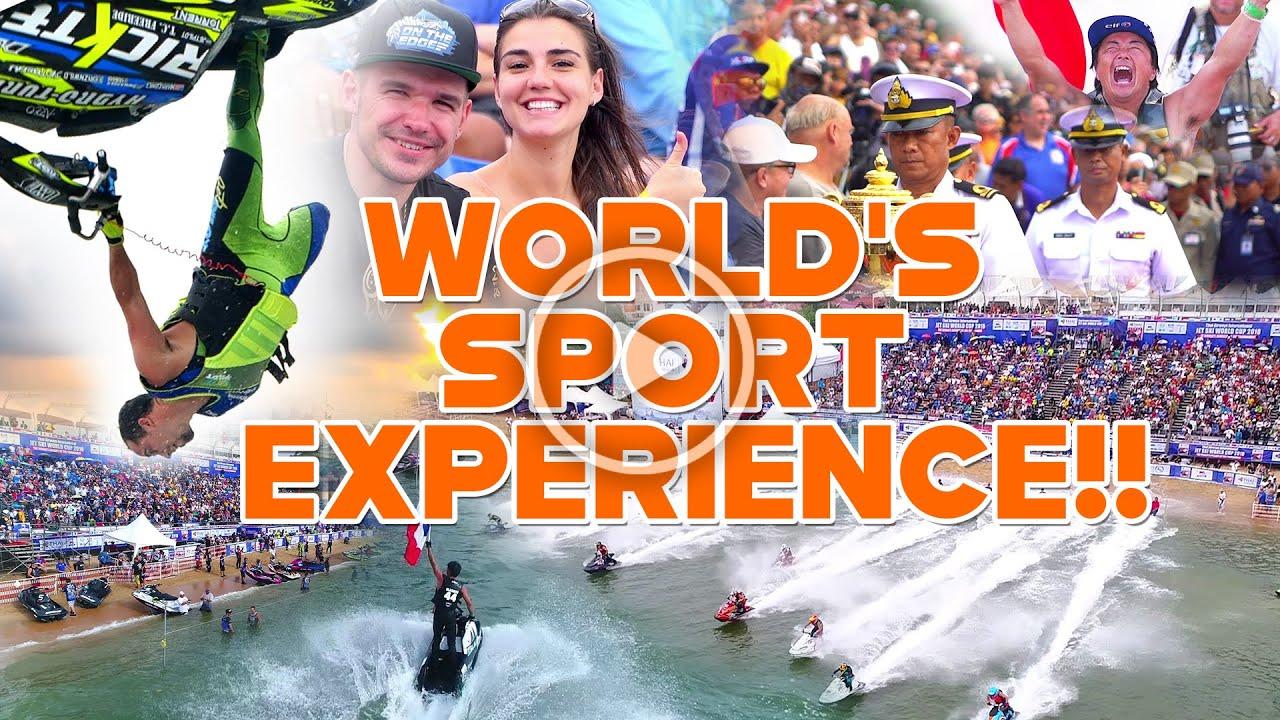 Jet Ski World Cup 2019 (TV spot)