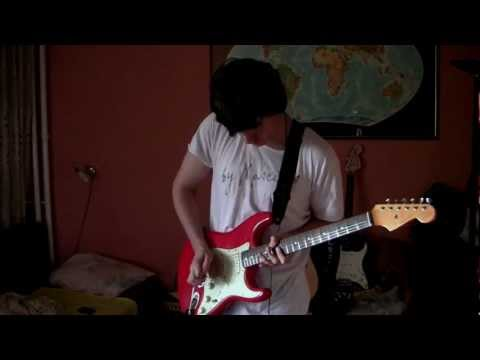 RHCP - Monarchy of roses (guitar cover)