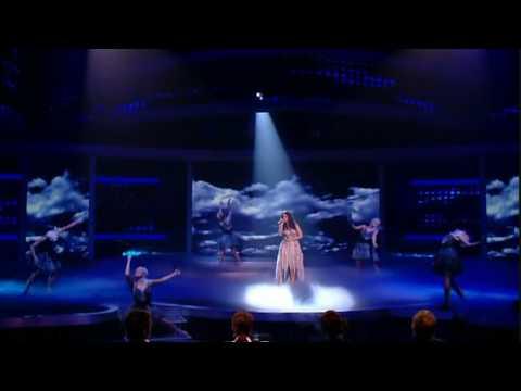 "The X Factor - Week 6 Act 7 - Ruth Lorenzo | ""Angels"" thumbnail"